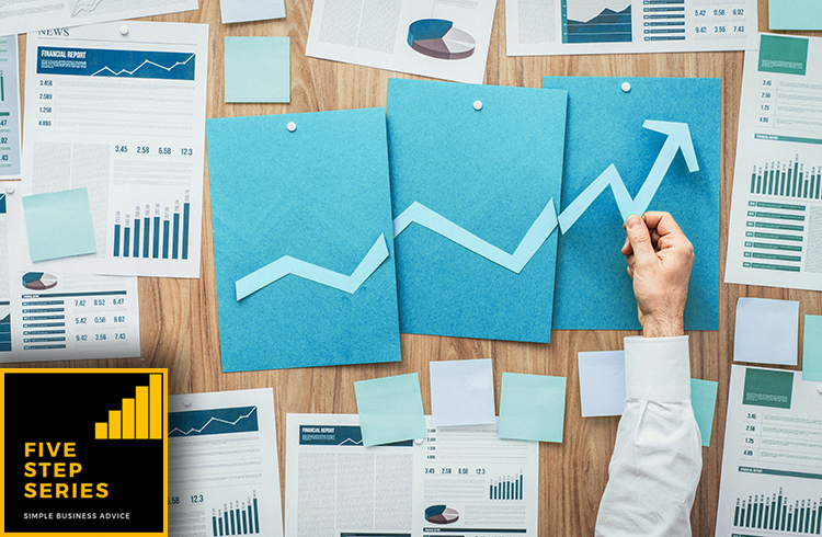 Planning for Growth - 5 Step Series - David Tewkesbury Blog - Merranti Consulting